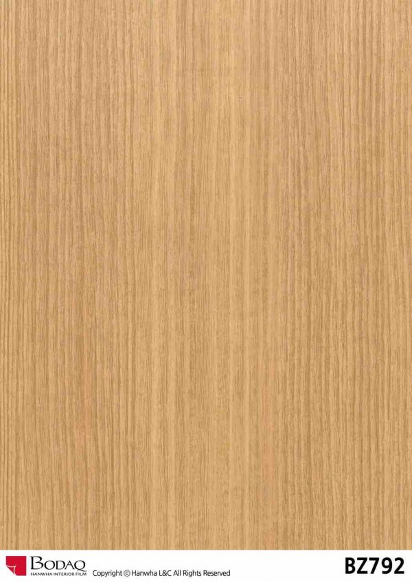 Bodaq BZ792 Teak Interior Film - Rich Wood Collection