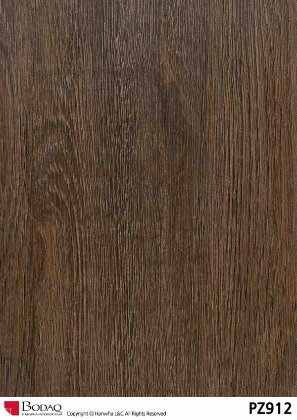 Bodaq PZ912 Oak Interior Film - Rich Wood Collection