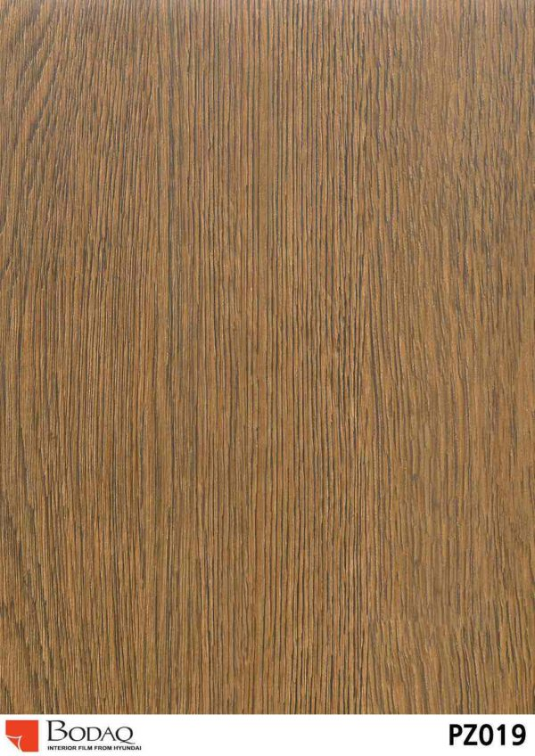 Bodaq PZ019 Oak Interior Film - Rich Wood Collection