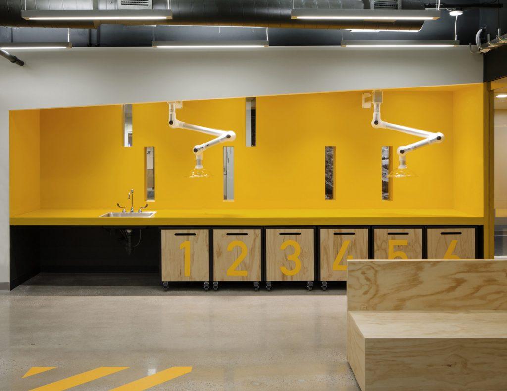 MIT Beaver Works Workspace