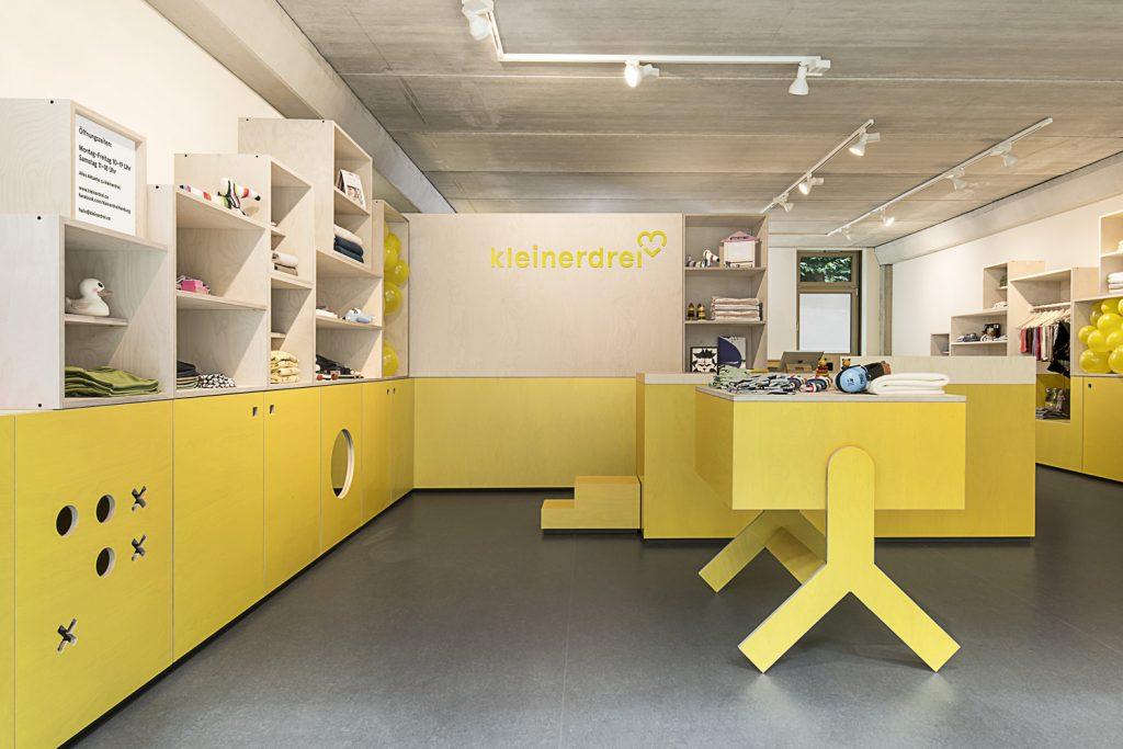 Kleinerdrei Interior Design