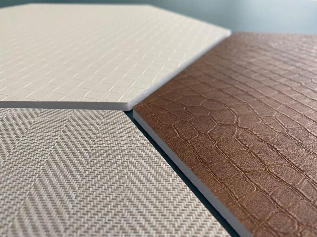 Vinyl Texture & Leather