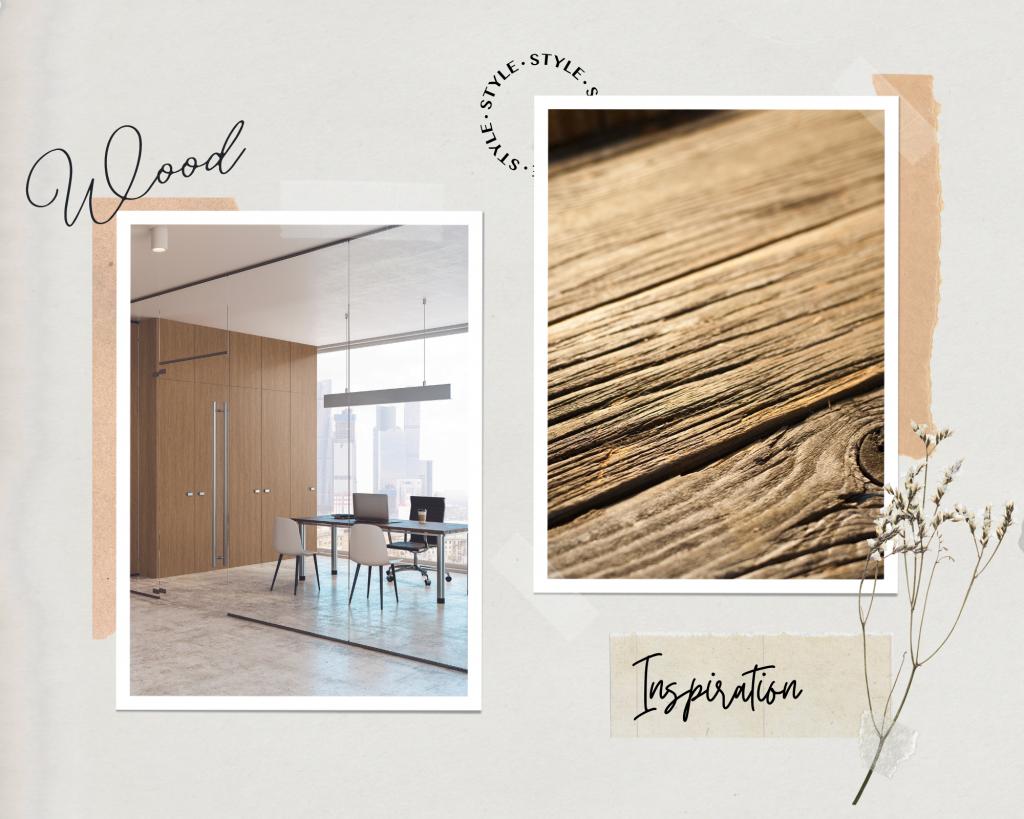 Wood Inspiration - Bodaq Wood collection